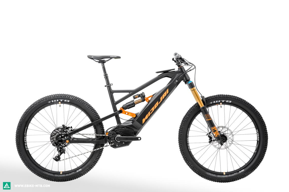 NICOLAI's latest drop, the NICOLAI ION G16-EBOXX is definitely a showstopper. Here's an exclusive run-through of this latest E-MTB.