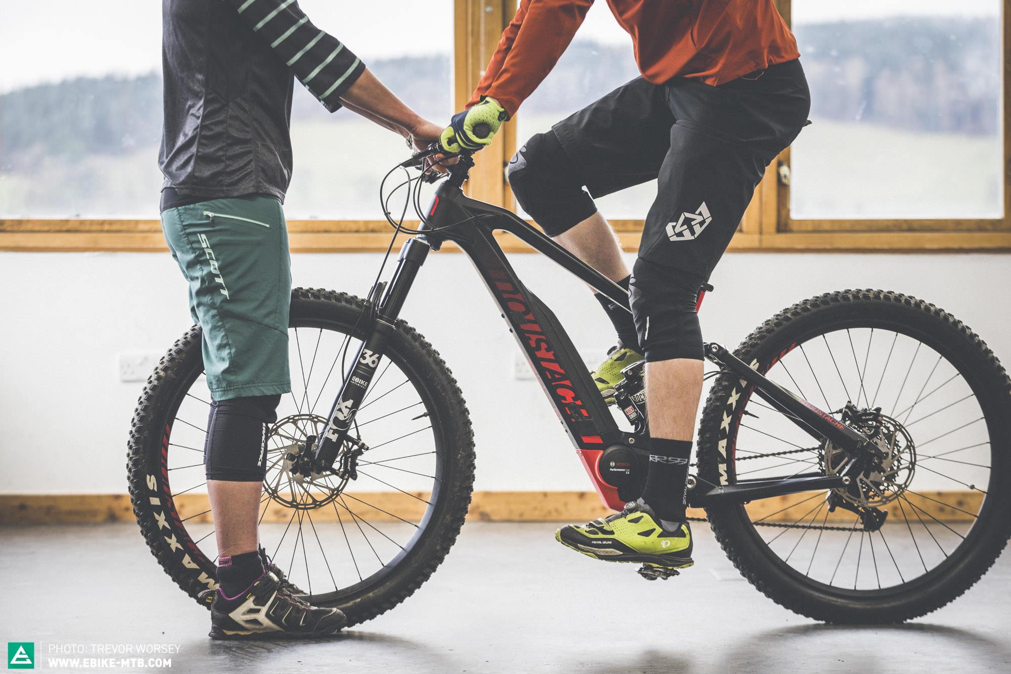 So Findet Ihr Die Ideale Sitzhöhe Auf Eurem E Mtb E Mountainbike