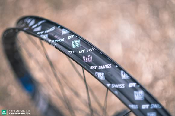DT Swiss HX 1501 SPLINE ONE Review – The ultimate E-MTB