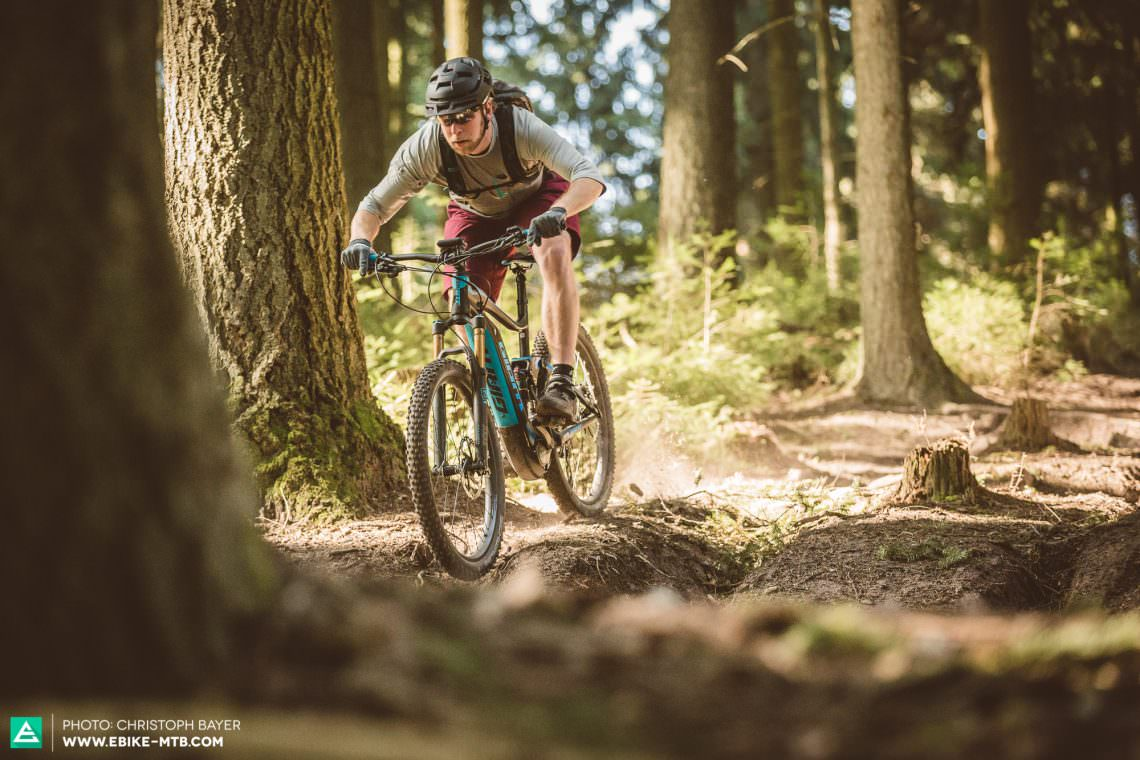 2fc0f9b2241 Choosing the right components on your E-MTB | E-MOUNTAINBIKE Magazine