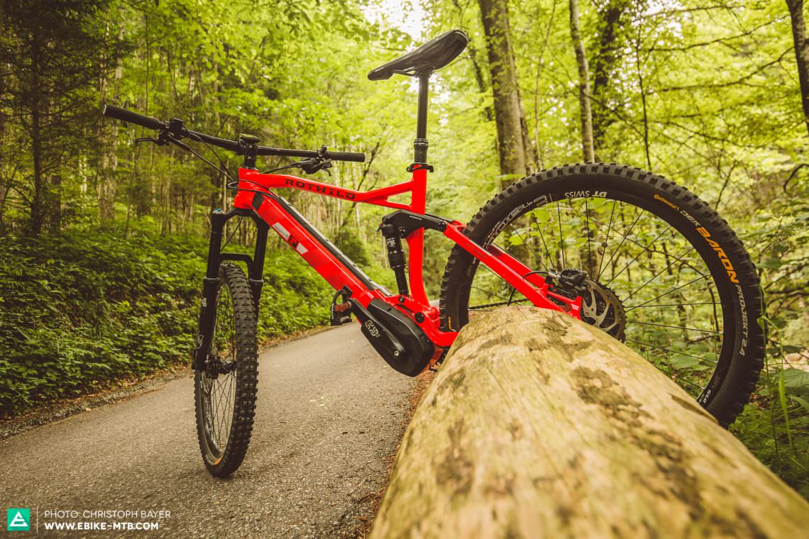Exclusive Review Brose Drive S Just How Much Better Is The Newest Bicycle Anatomy Diagram Test Bike And Track 650 M In Length With A Climb Of 82 Metres