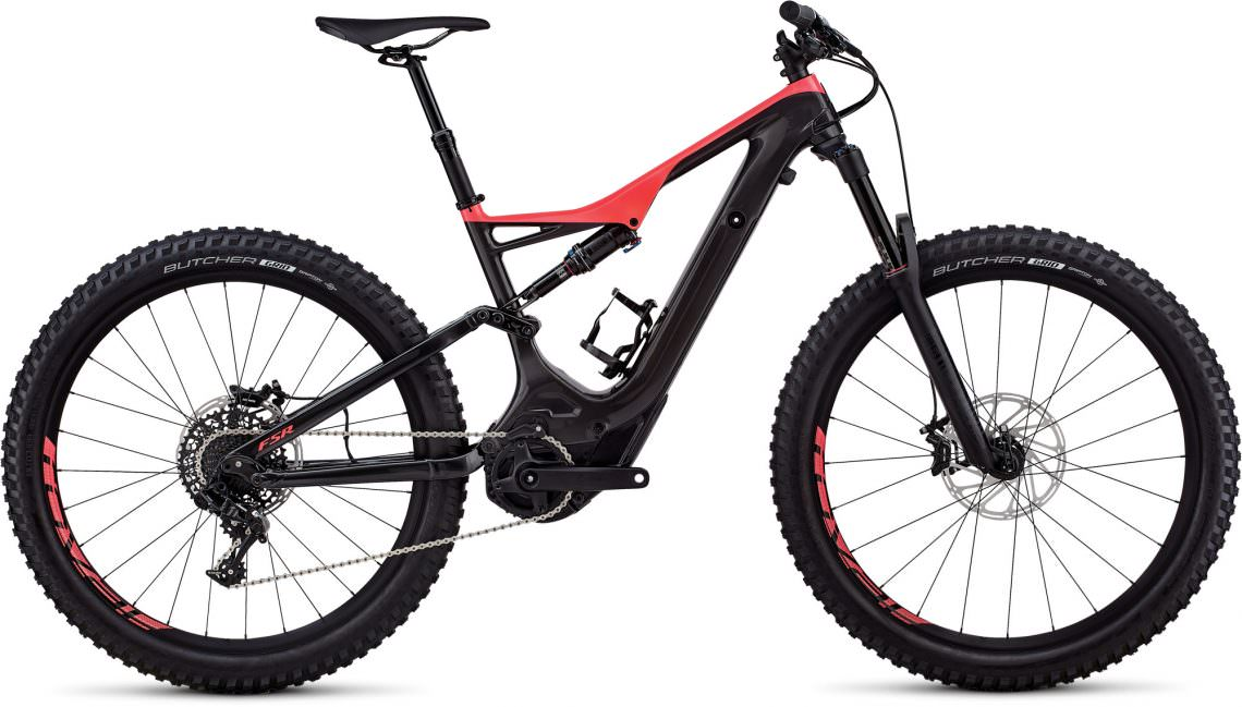 First Ride Review: Specialized Turbo Levo FSR Carbon 2018