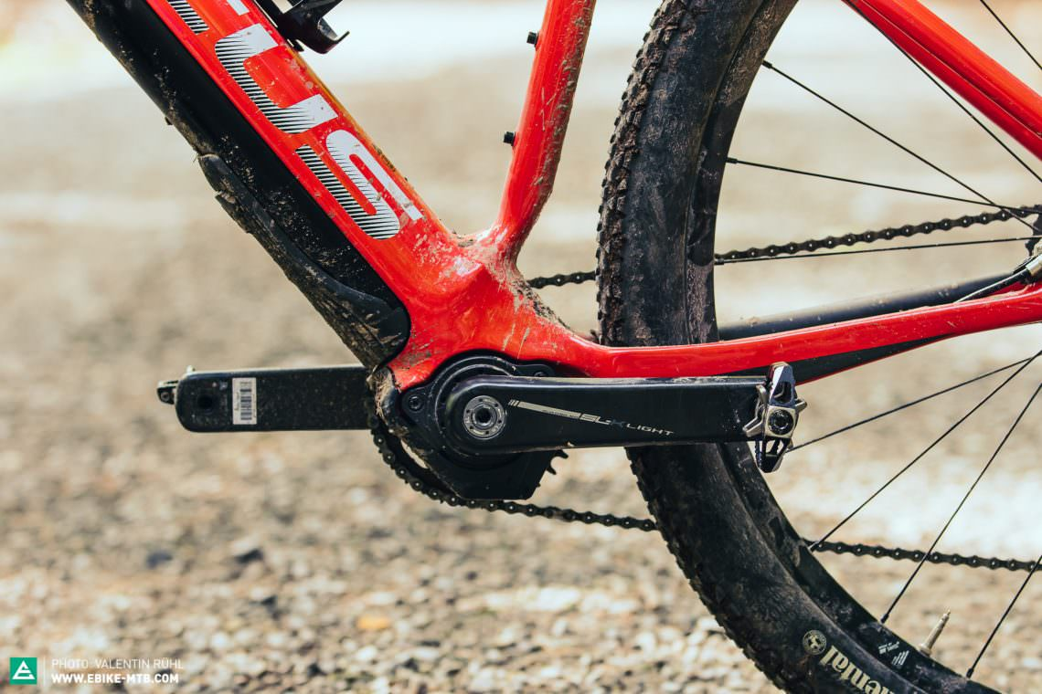 b605d2c4c8a The FAZUA Evation motor offers a really smooth power delivery, and its ride  doesn't feel too dissimilar to a conventional mountain bike.