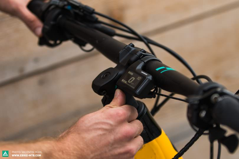 How to customise the power-assist levels of your Shimano