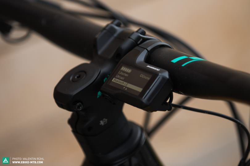 6abf31182990 How to customise the power-assist levels of your Shimano E8000 motor ...