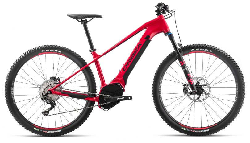 Orbea Wild hardtail with Bosch CX and PowerTube battery