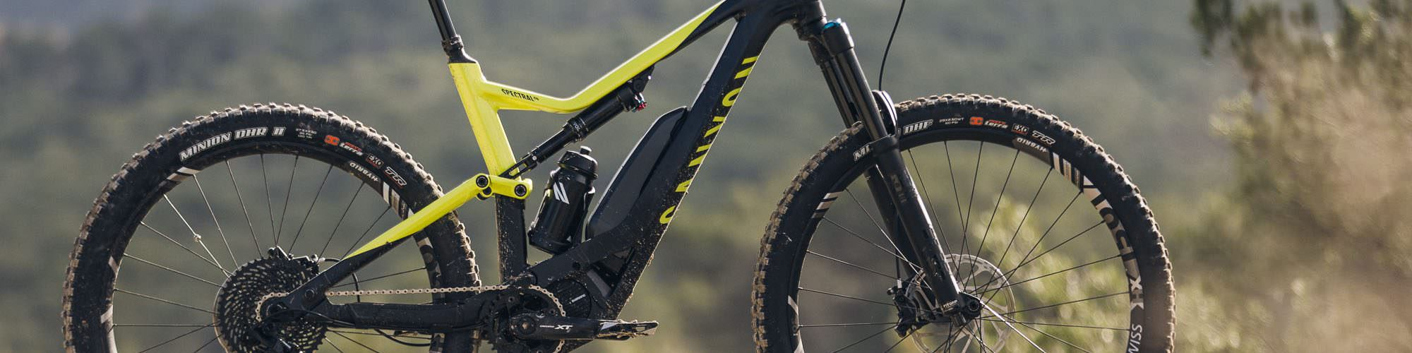 First Ride Review: Canyon Spectral:ON - Fashionably late or