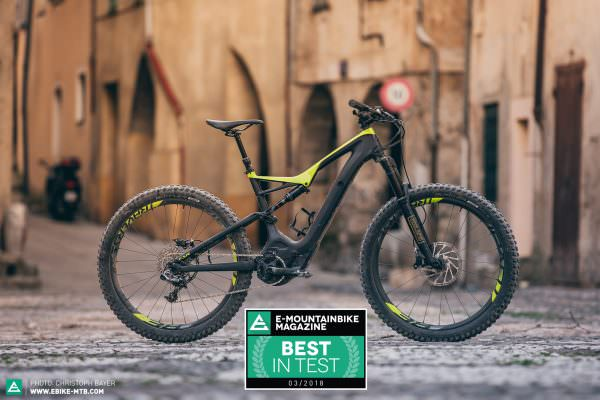 Best Electric Mountain Bike >> The Best Emtb Of 2018 12 Dream Bikes Go Head To Head E