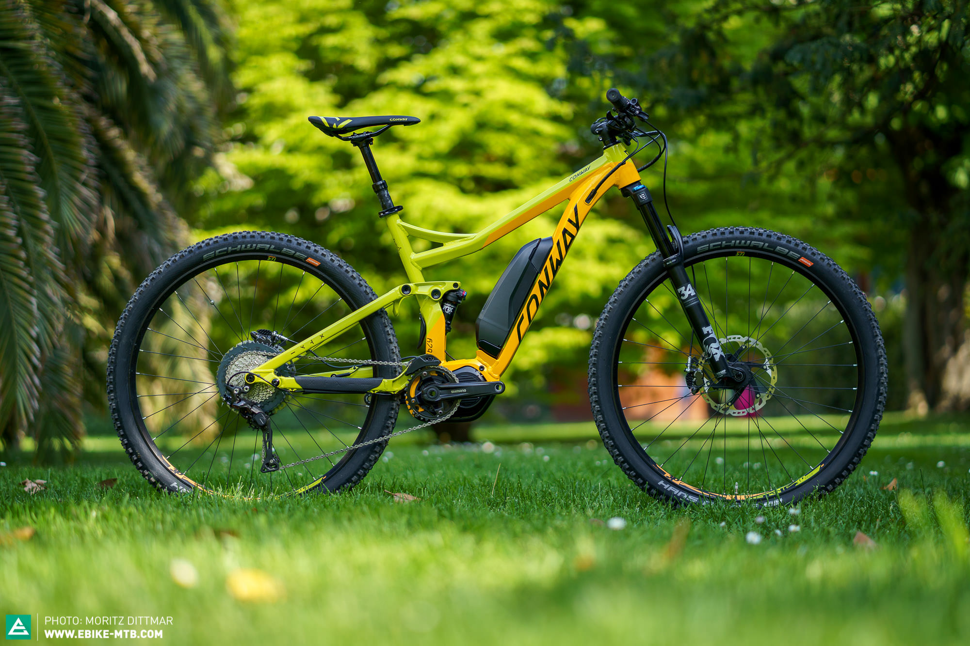 ddb3666571a First Look: Conway eWME 629 und eWME 627MX | E-MOUNTAINBIKE Magazine