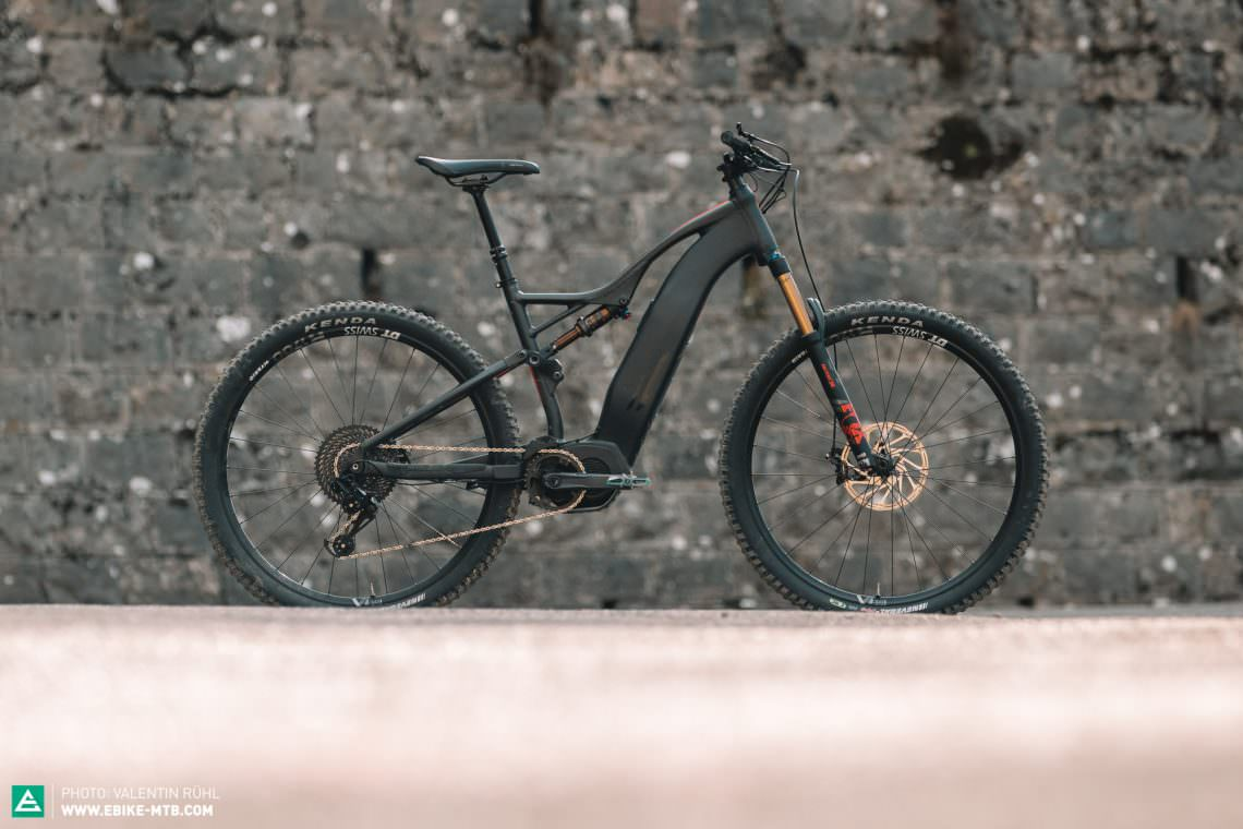fd6fa57873974e The Orbea Wild FS E-Mountainbike is one of the newest out there.