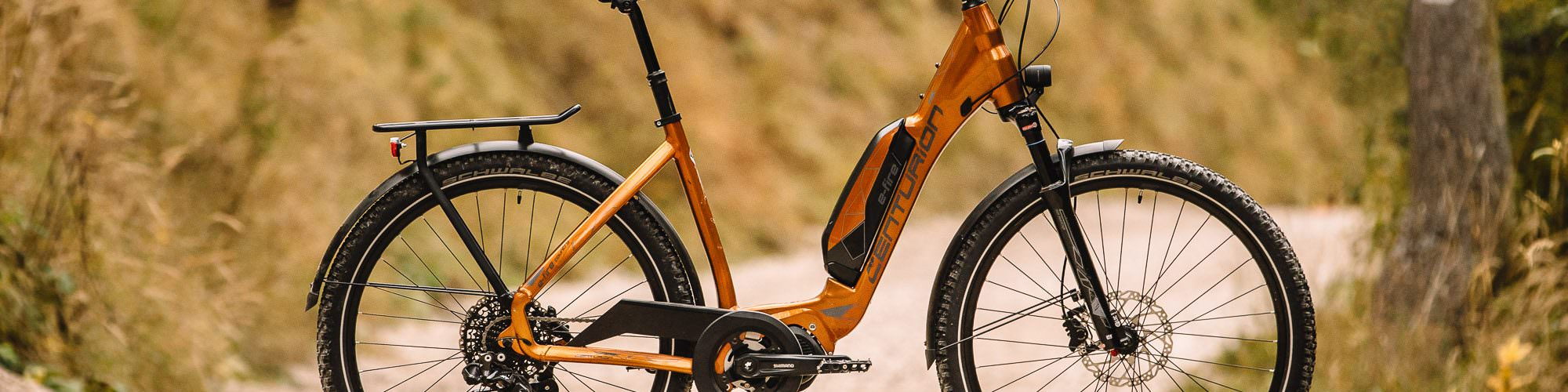 21d73c37de827d Review CENTURION E-Fire Country – the coolest step-through ebike in the  world