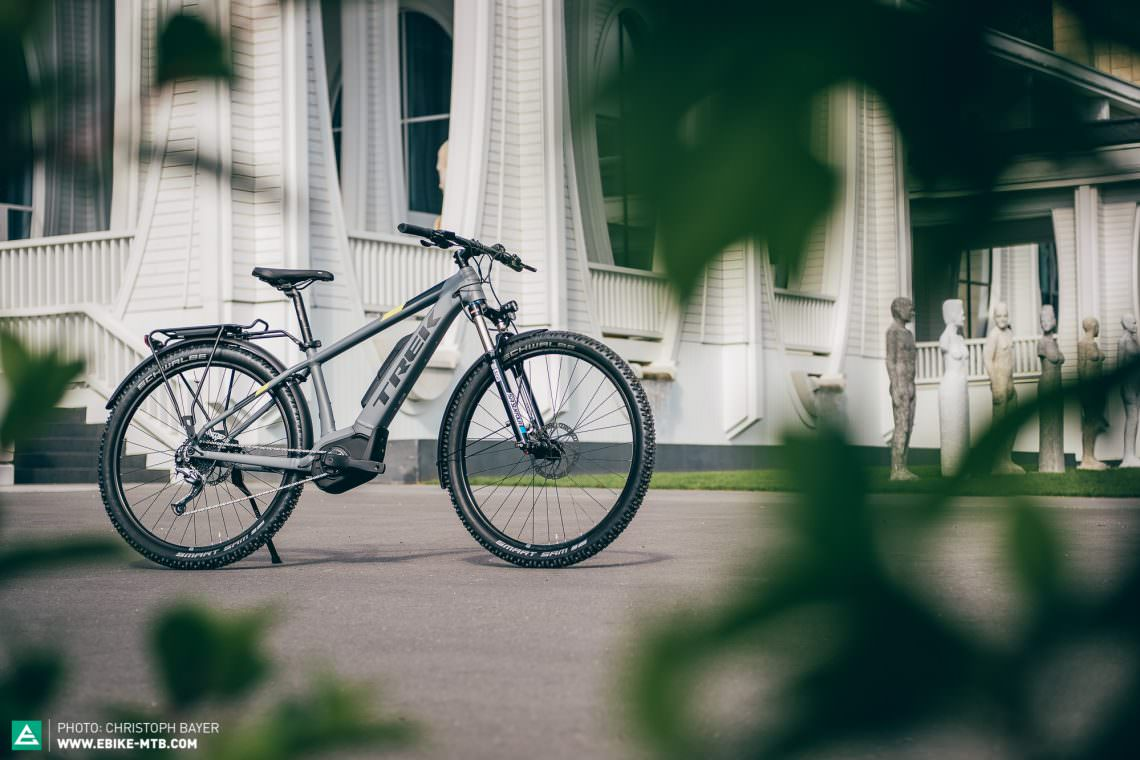 53136a5e2f8 Trek Powerfly 2019 Review – now with a carbon frame and fully ...