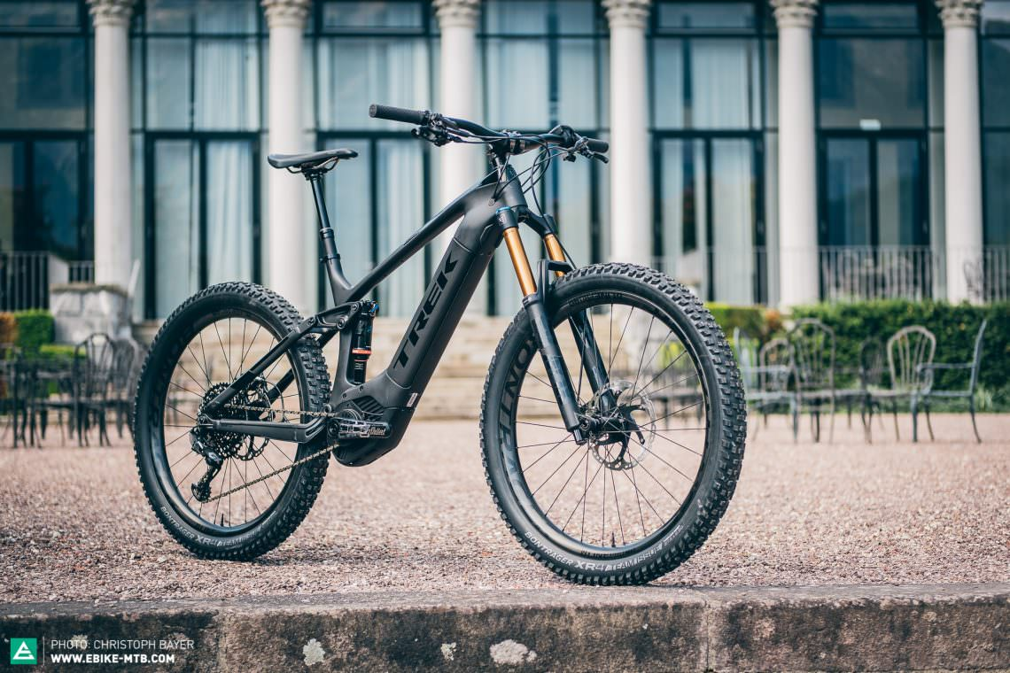 trek powerfly 2019 review now with a carbon frame and. Black Bedroom Furniture Sets. Home Design Ideas