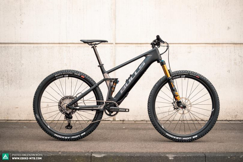 BULLS E-MTB news 2019: lightweight 15,9 kg bike, Brose with