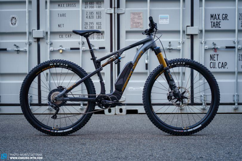 Centurion Numinis Trail E 29er Emtb With Broad Field Of Lication