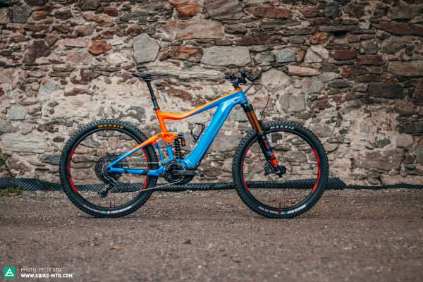 First Ride Review Giant Trance E 0 Sx Pro Introduces New Emtb Generation