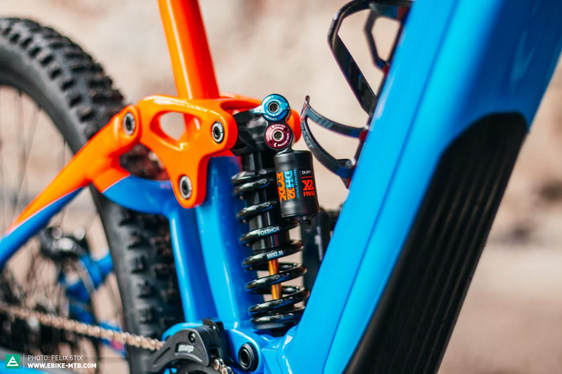 First ride review: Giant Trance E+ 0 SX Pro - Giant introduces new