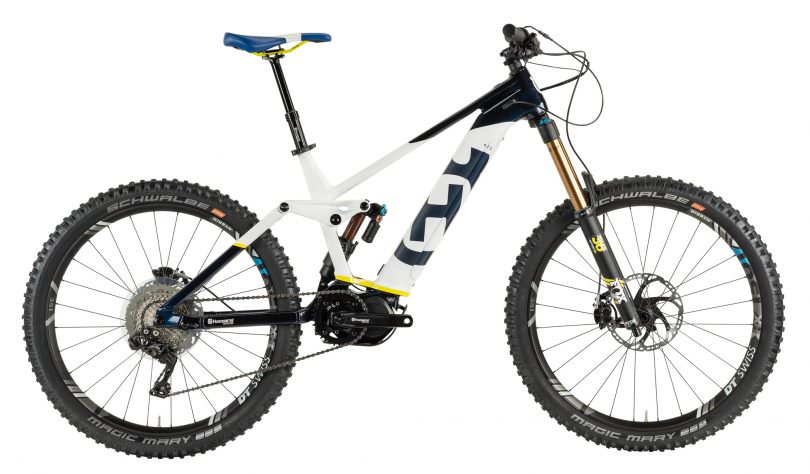 Husqvarna introduces new models for 2019 | E-MOUNTAINBIKE