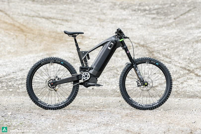 Mubea E Mobility An Automotive Supplier Wants To Stir Up The Bike Industry