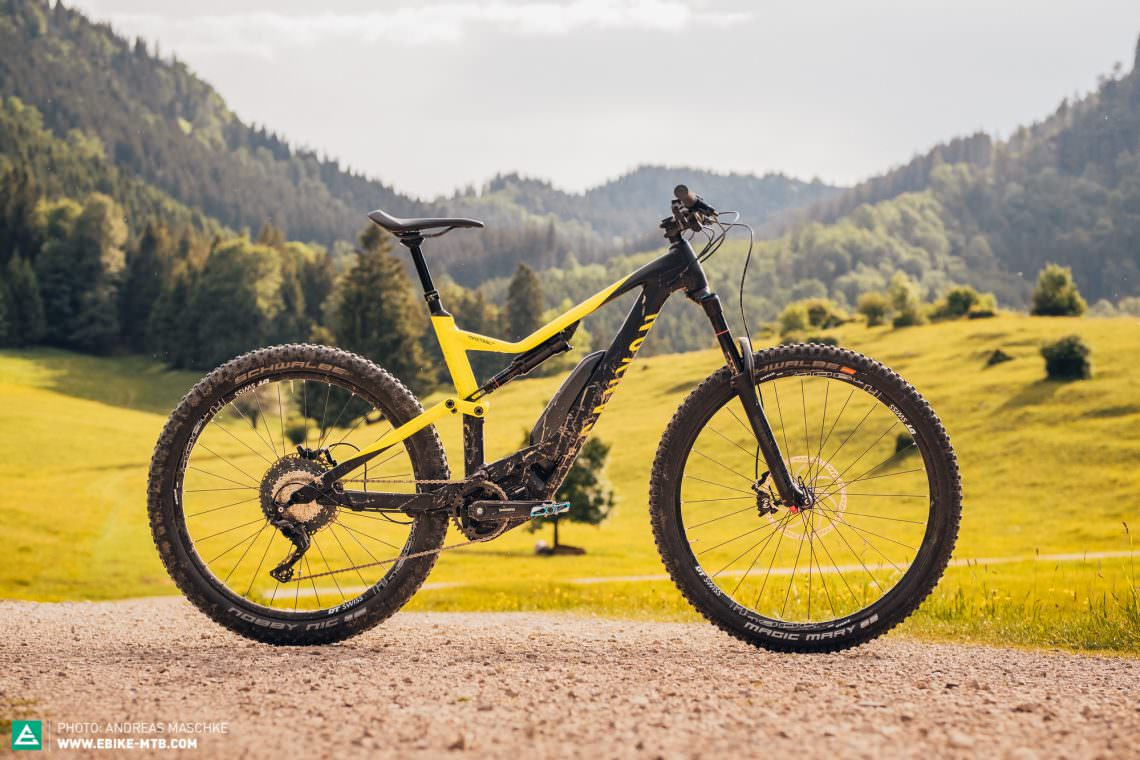 Review: Canyon Spectral:ON 6 0 – Almost Perfect | E-MOUNTAINBIKE