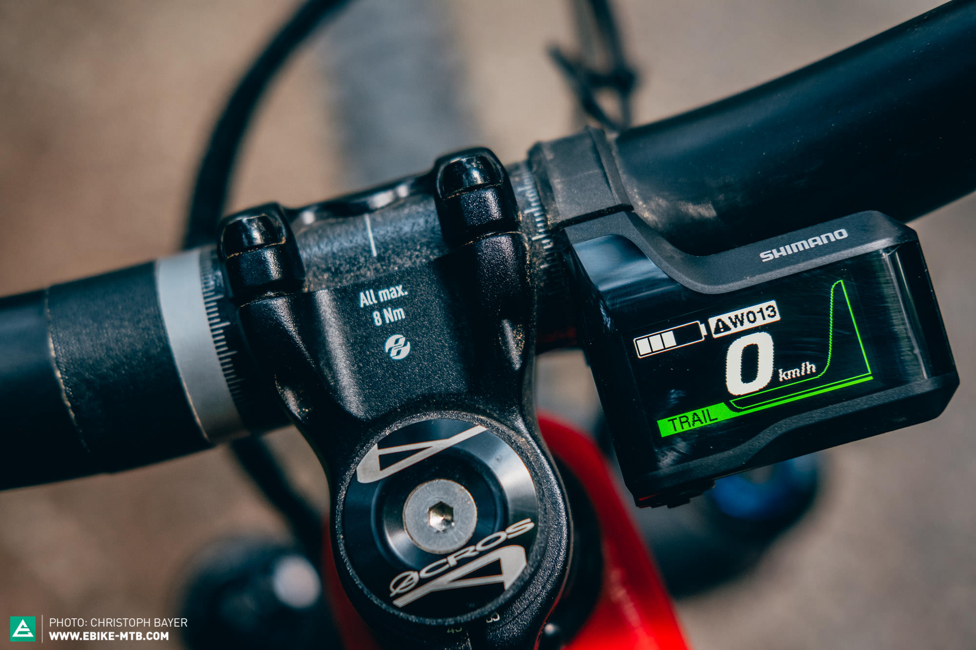 Ebike error codes and their solutions – Bosch 503, Shimano