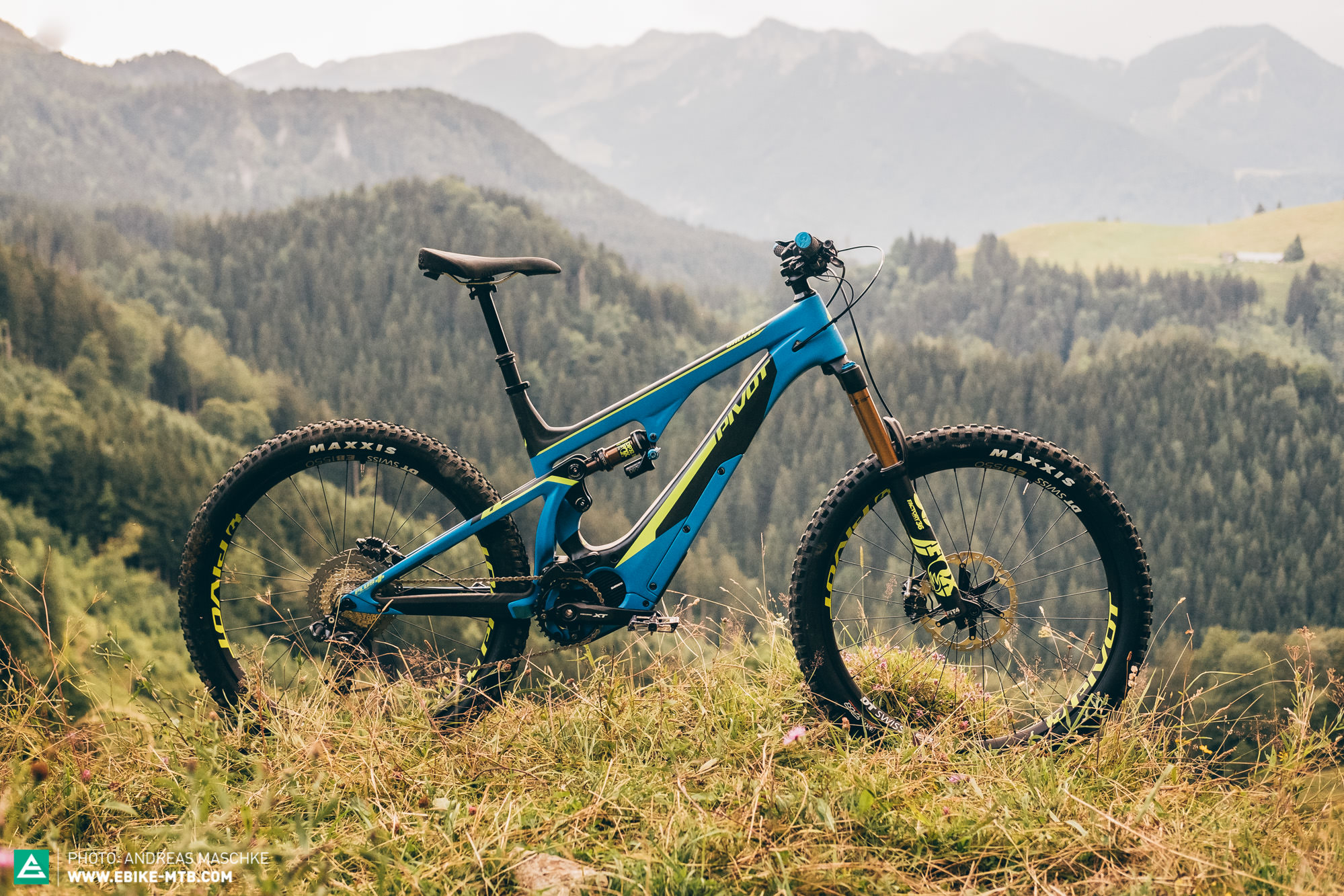Pivot Shuttle Review E Mountainbike Magazine