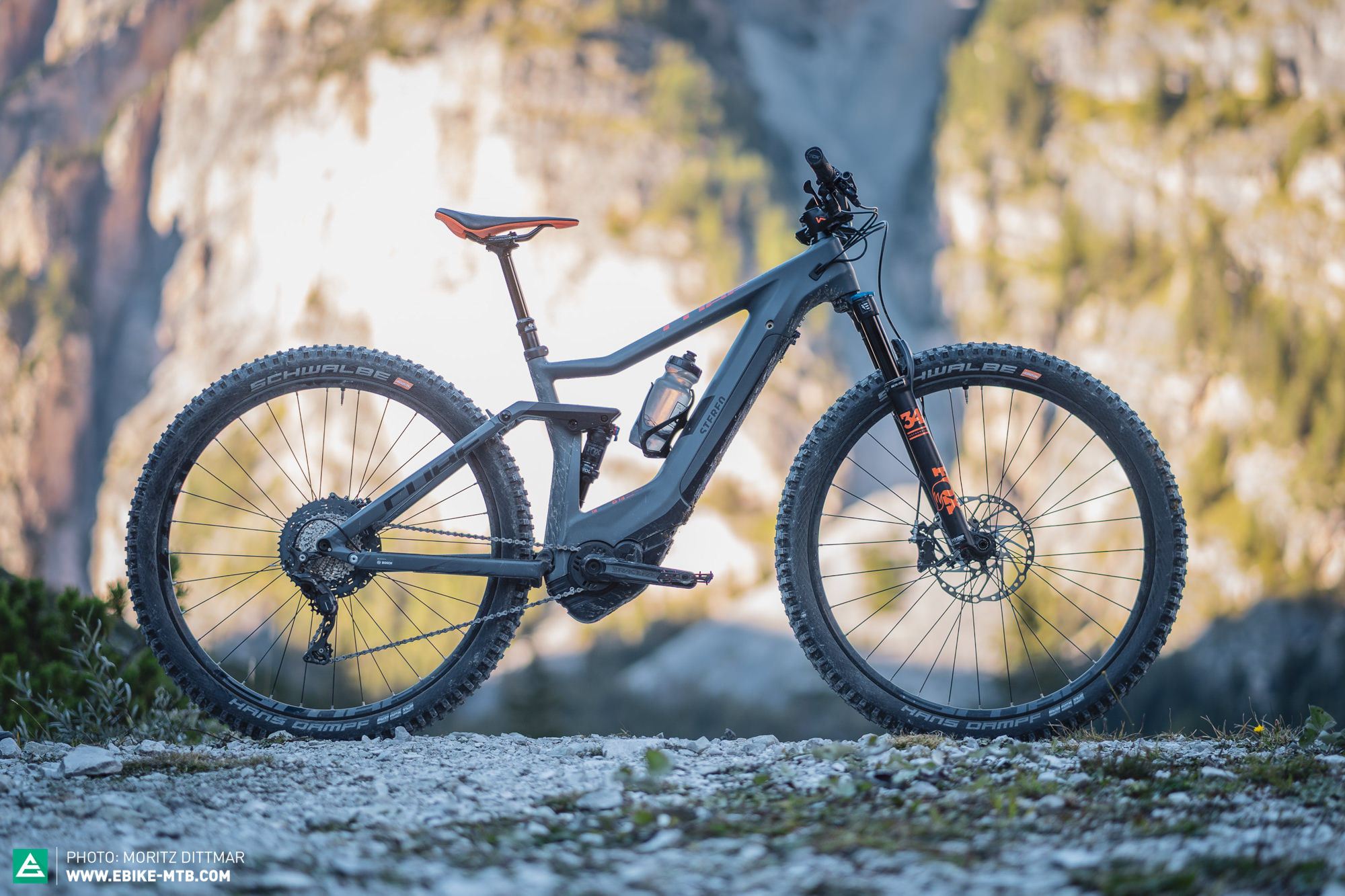 Cube Stereo Hybrid 120 Hpc Review Big Wheels Keep On Turning