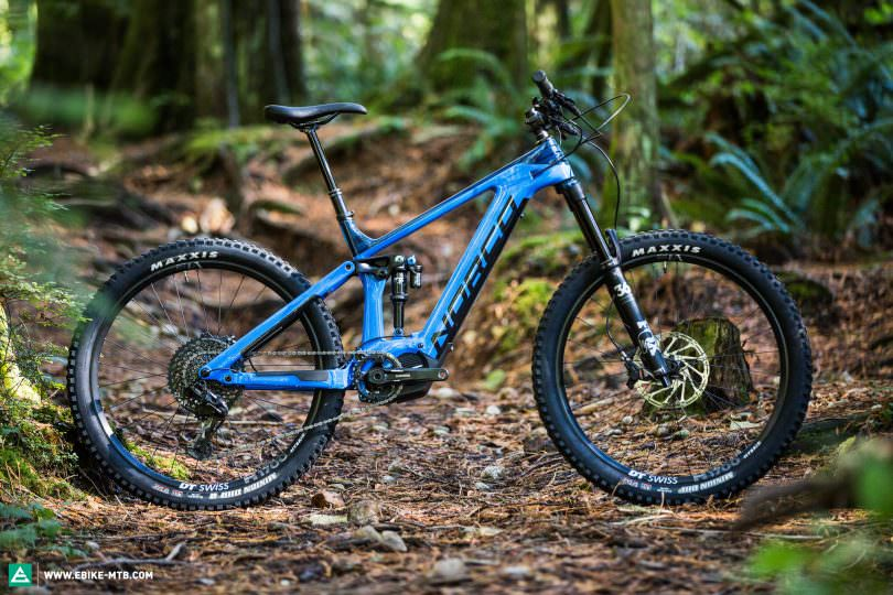 E Mountain Bike >> Norco Introduces The Sight Vlt Featuring A Carbon Frame And