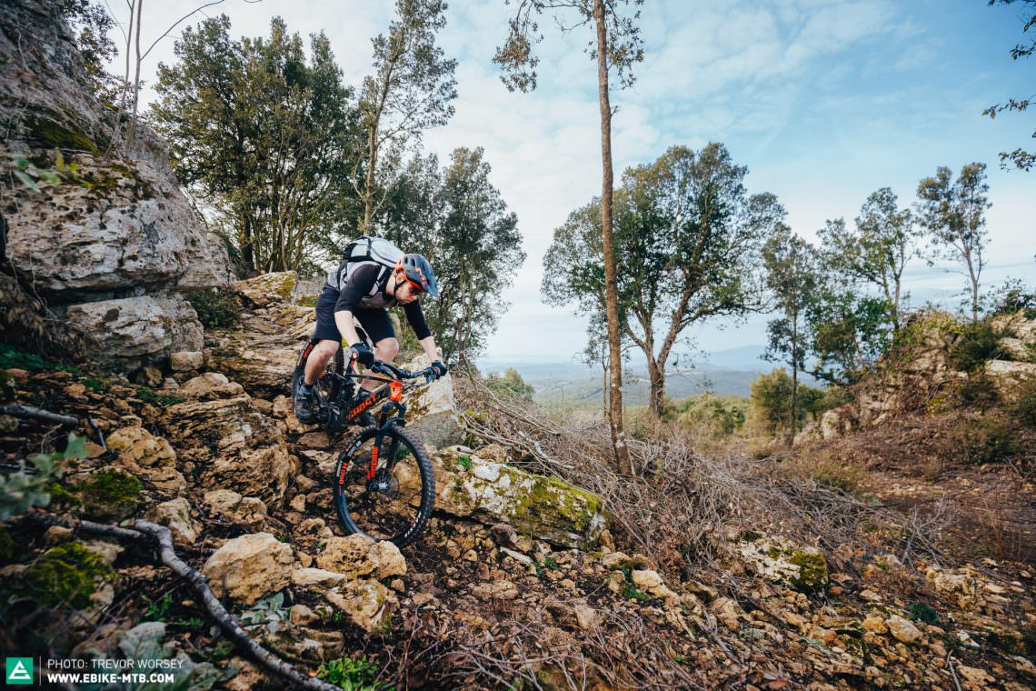 GHOST HYBRIDE SL AMR X S 7 7+ LC Review | E-MOUNTAINBIKE Magazine