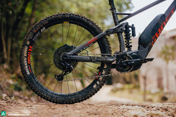 GHOST HYBRIDE SL AMR X S 7 7+ LC Review | E-MOUNTAINBIKE