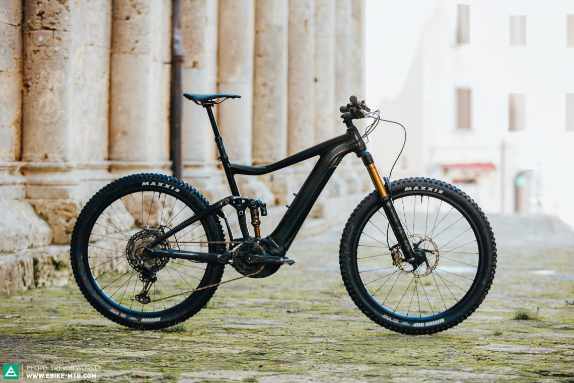 Giant Trance E+ 0 Pro Review | E-MOUNTAINBIKE Magazine