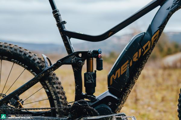 MERIDA eONE-SIXTY 900E 2019 Review | E-MOUNTAINBIKE Magazine