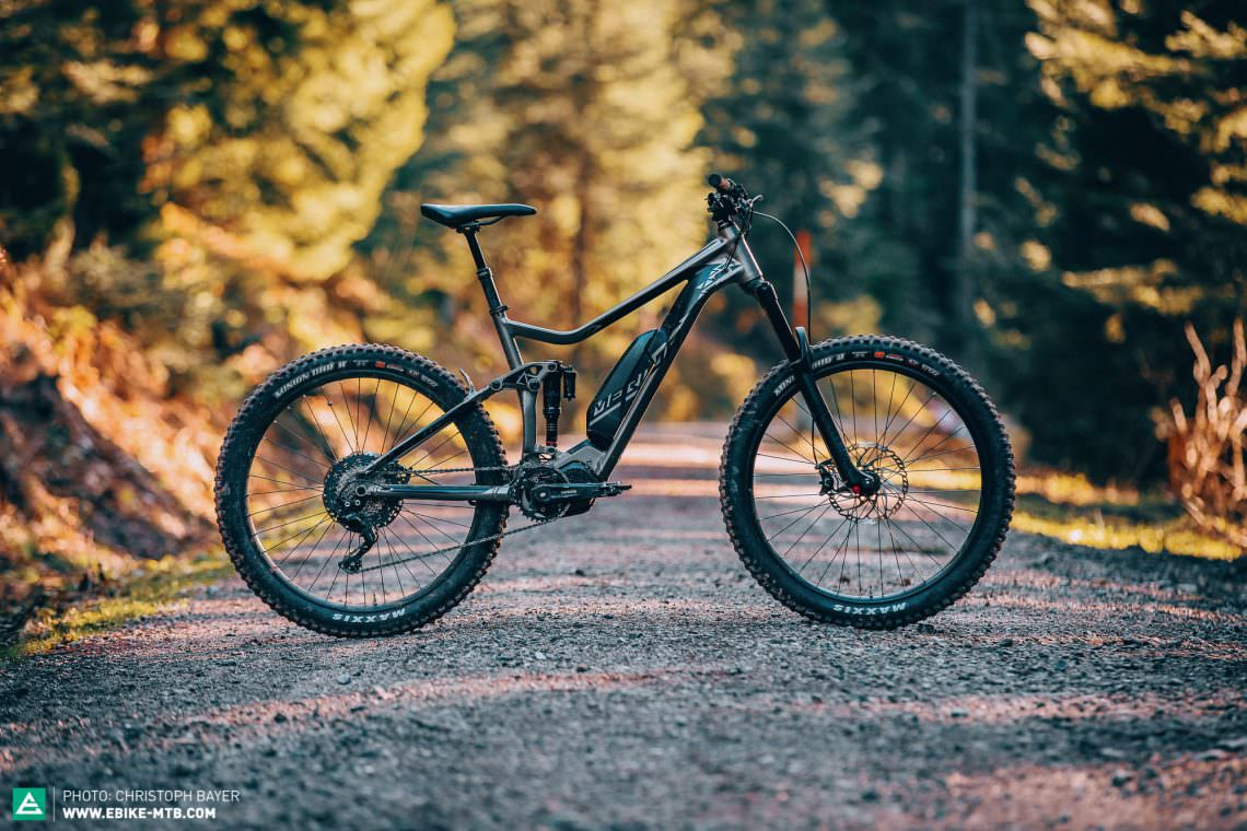 MERIDA eONE-SIXTY 800 review | E-MOUNTAINBIKE Magazine
