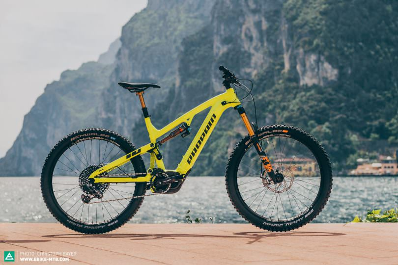 2019 Editors Choice For Best Electric Bikes Prices >> Propain Ekano Versatile Emtb With The New Shimano Battery