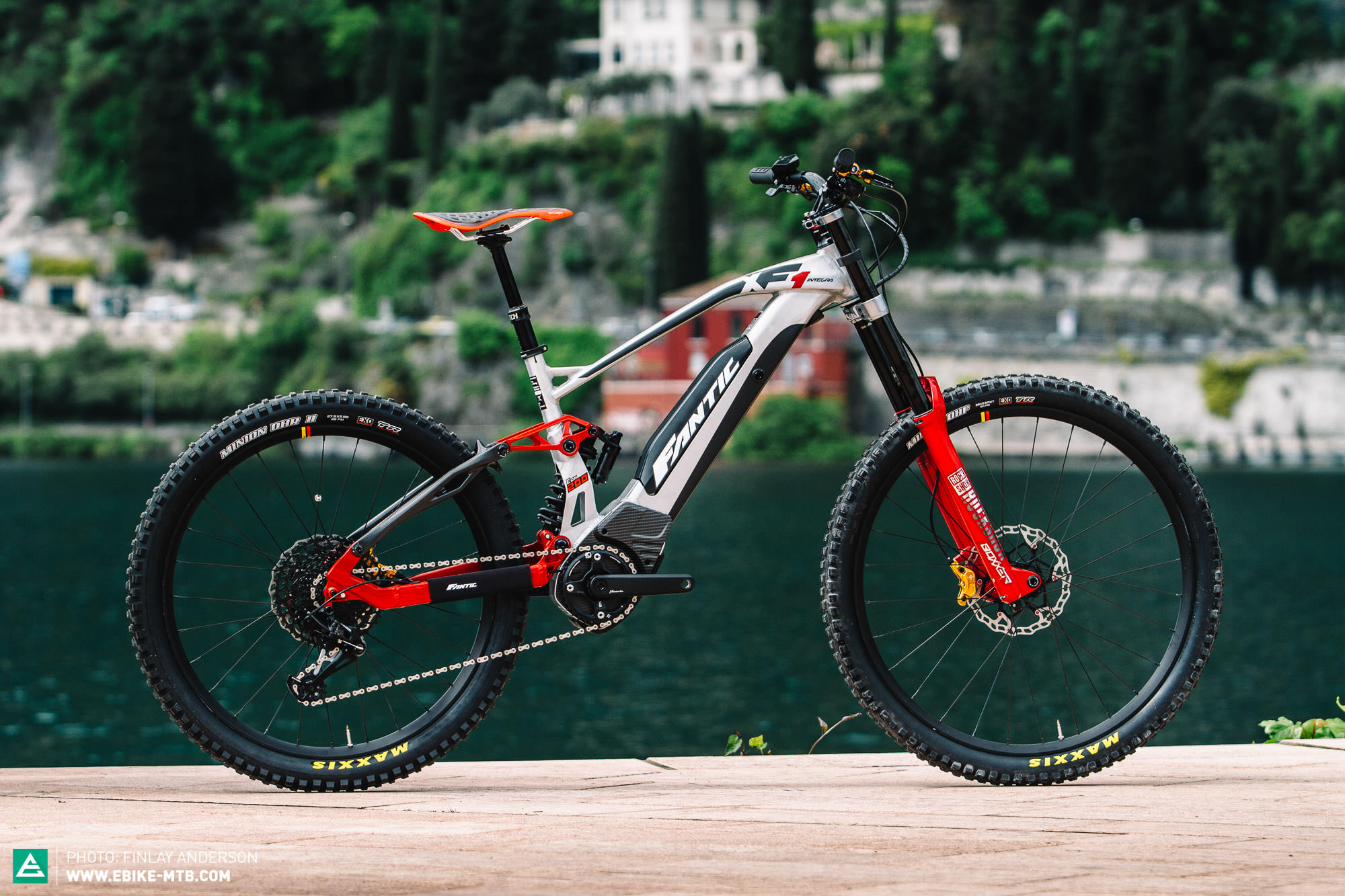 6508233f566 FANTIC XF1 Integra 200 DH – Limited Edition Downhill eMTB introduced ...