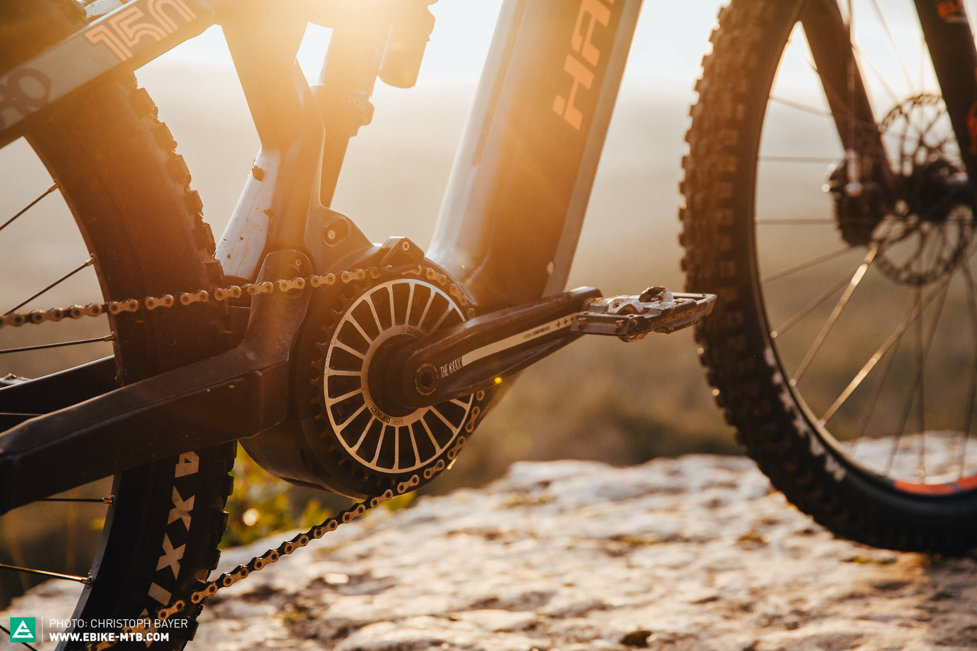 Development of the Haibike Flyon – About Design, Power and