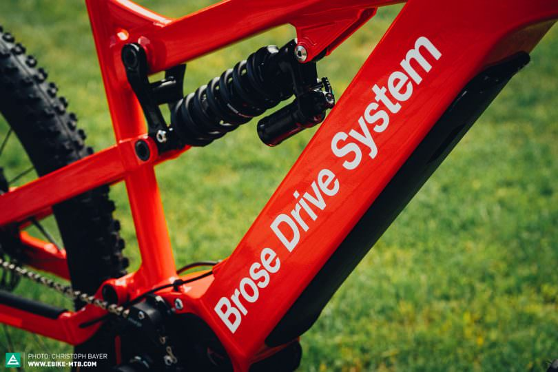 Brose Drive System 2020 Motor Display And Battery In One Cohesive Ecosystem E Mountainbike Magazine