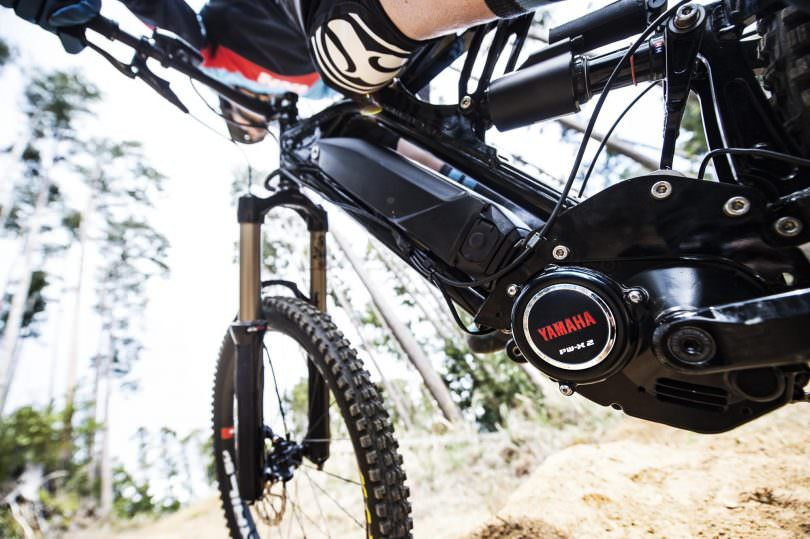New Yamaha 2020 ebike motors – PW-X2 and our first ride
