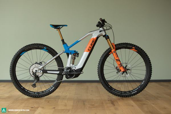 huge selection of a2ec1 fcfa9 CUBE 2020 eMTB range news: all the highlights for the next ...