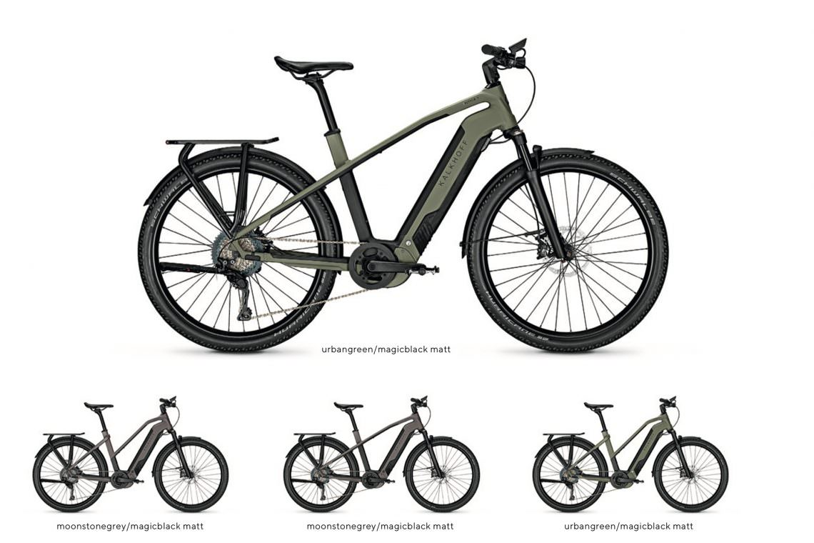The new ENTICE 7 – first Kalkhoff eSUV | E-MOUNTAINBIKE Magazine