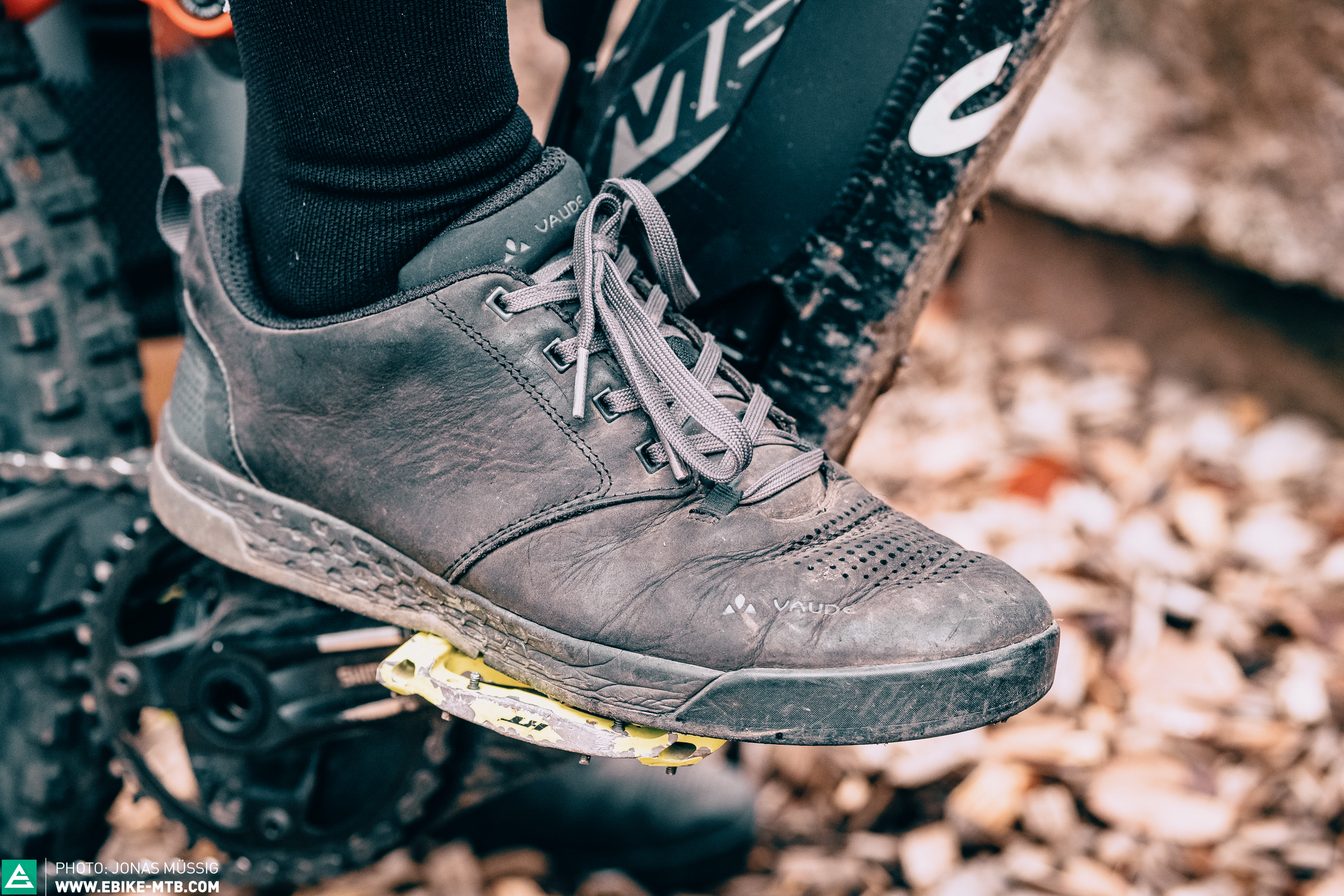 Vaude Am Moab Shoes In Review E Mountainbike Magazine