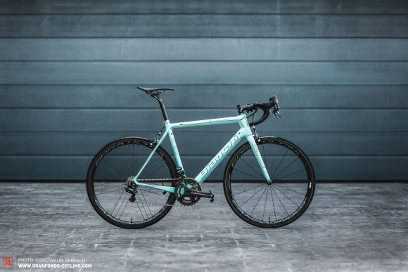 As you can imagine, the test field is wide-ranging, with stunning steeds like the Bianchi Specialissima, an ever-present reminder that the Italians are still masterful bike developers, paying dues to heritage and proving that there's more to a good bike than just first-rate parts on a stylish frame. With superb across-the-board performance, the Bianchi stole the hearts of the test team – although tubulars aren't  the most practical for everyday use.