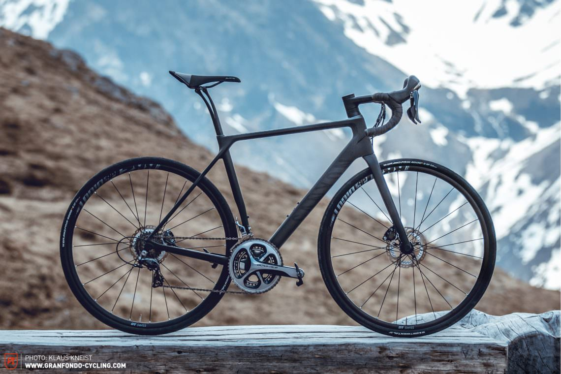 Canyon Endurace CF SLX 9 0 Review | GRAN FONDO Cycling Magazine