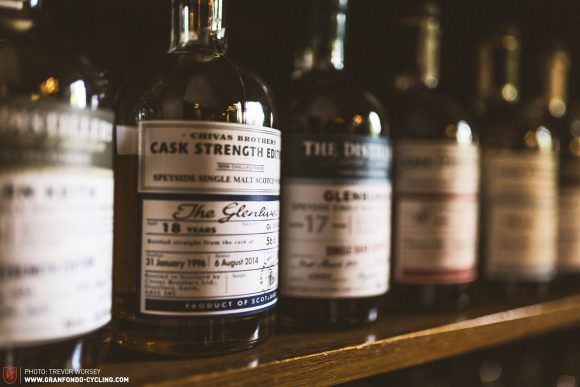 Nowhere is that wildness more concentrated than in Scotland's whisky, fierce but complex
