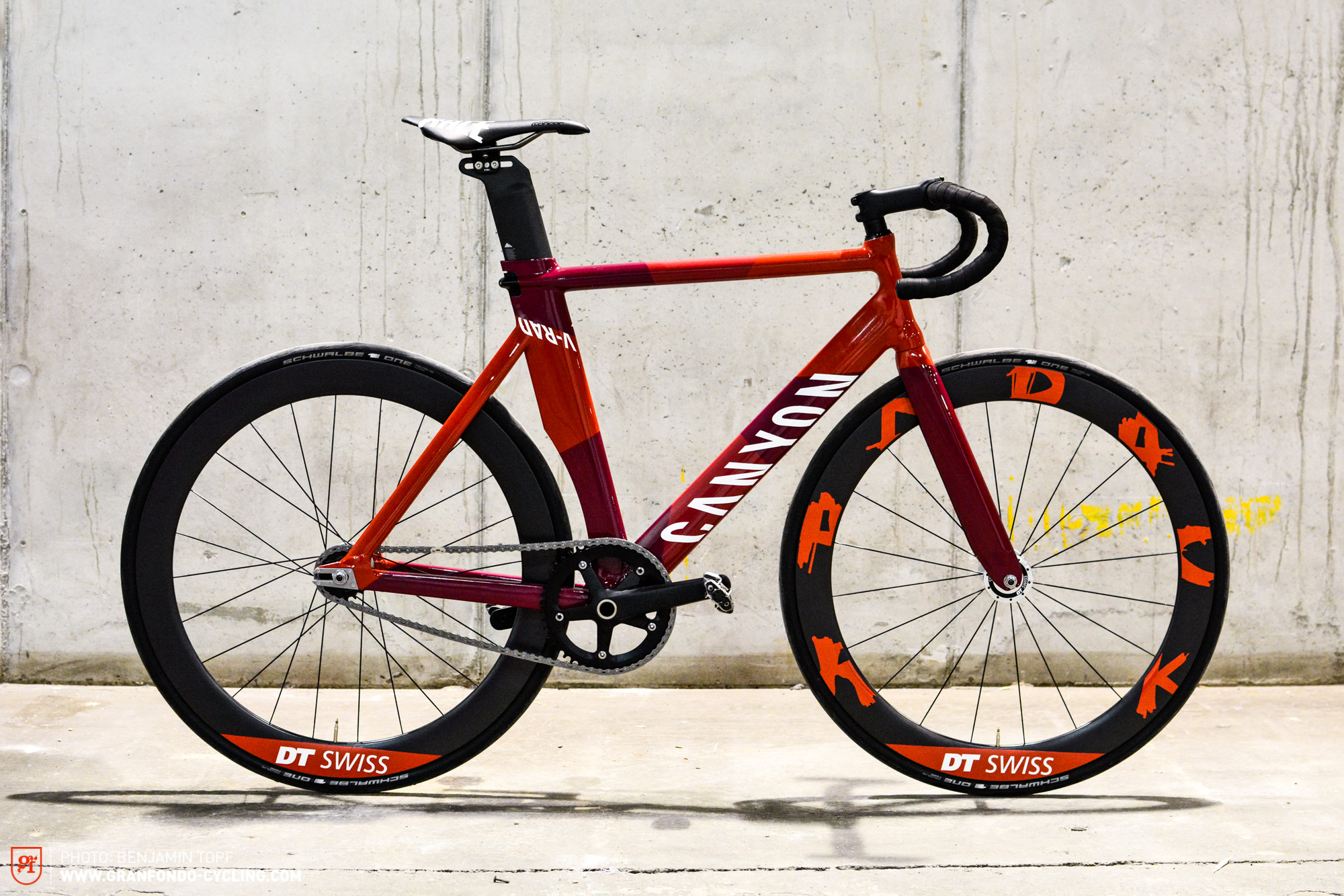 cc9ae3f99 Canyon Goes Crit – The V-Rad is the Latest Creation of German Bike-Smith  Canyon