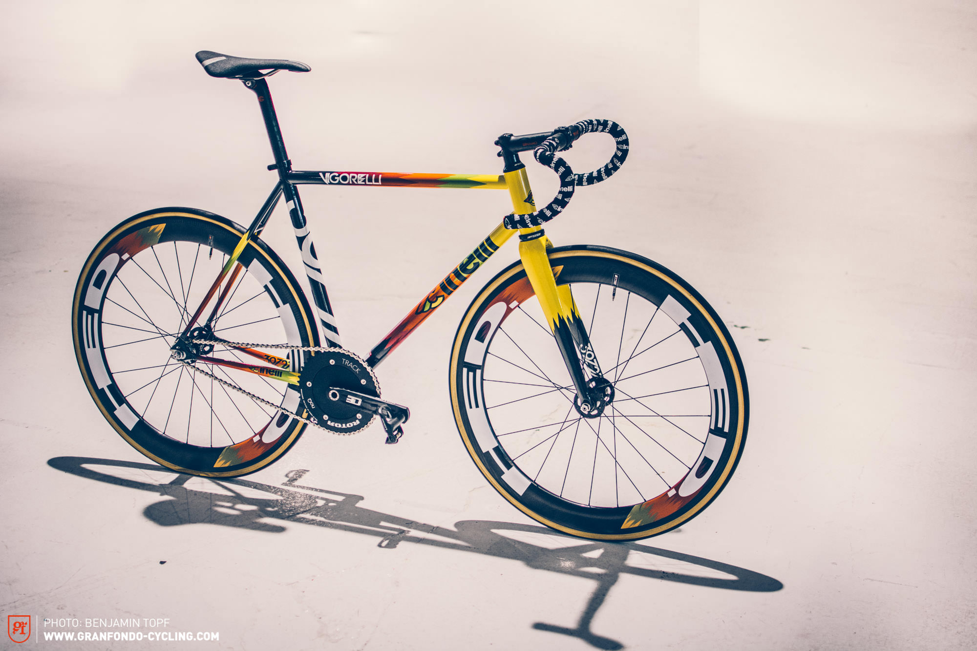 BFS: Steel is back on track – Cinelli\'s return to the roots | GRAN ...