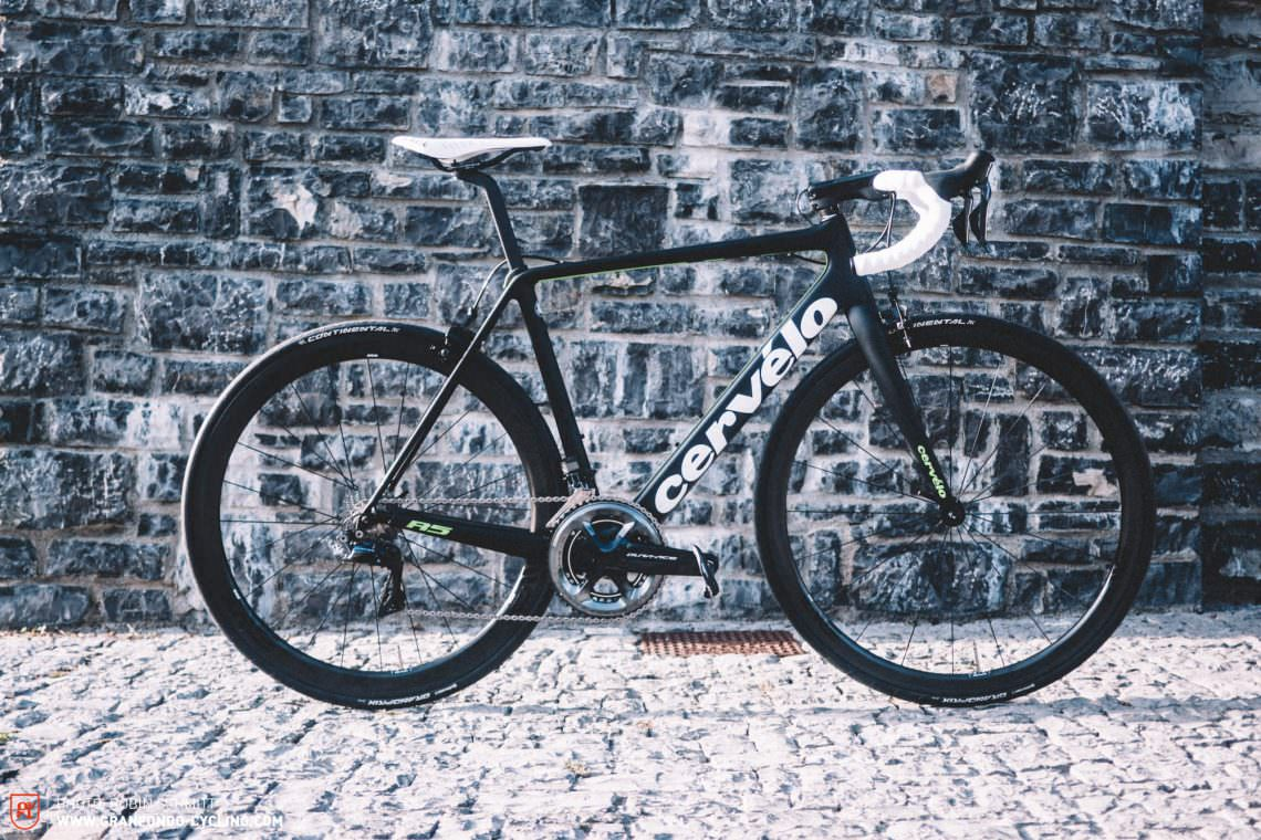 ea2113279c4 Forthcoming in their ambitions, these new bikes mark an evolution for  Cervélo: 'The road hasn't changed, the game has.'