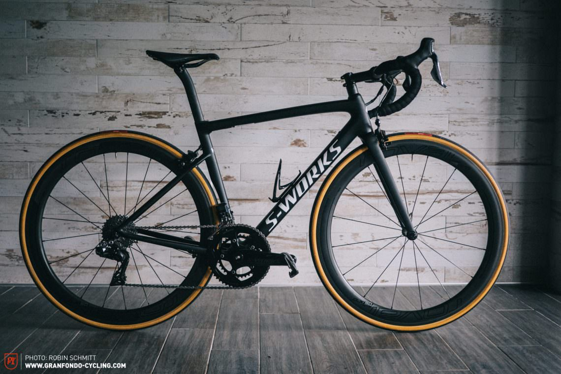 Erster Test Specialized Tarmac S Works Ultralight 2018 Ein