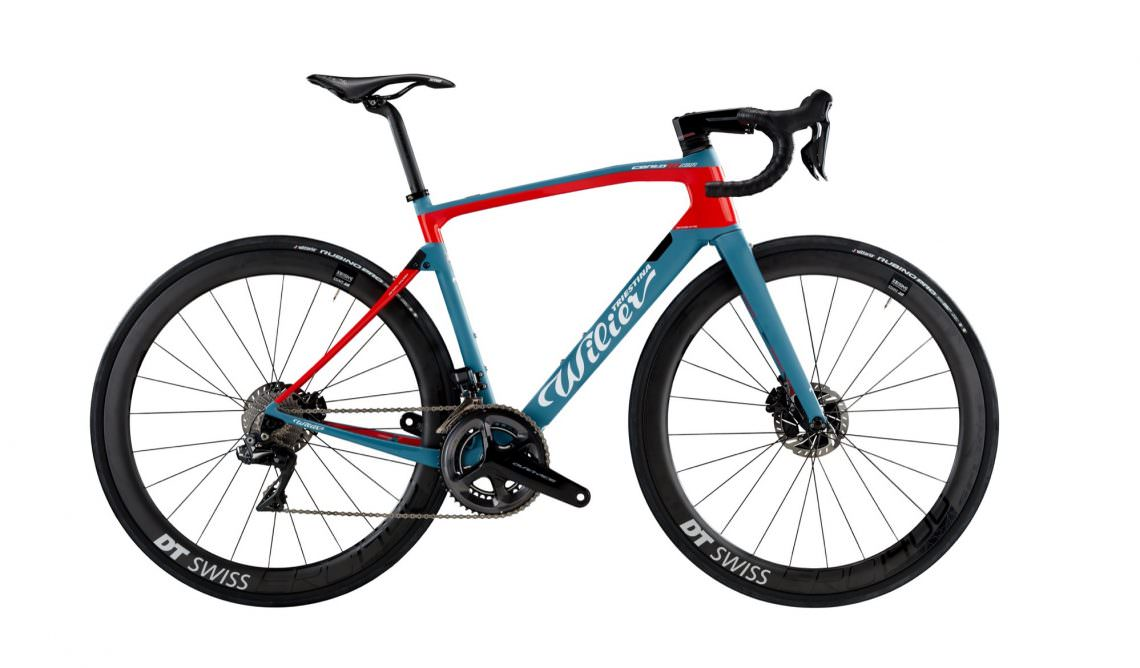 First Look: Wilier Cento10 NDR – rear suspension on a road bike ...