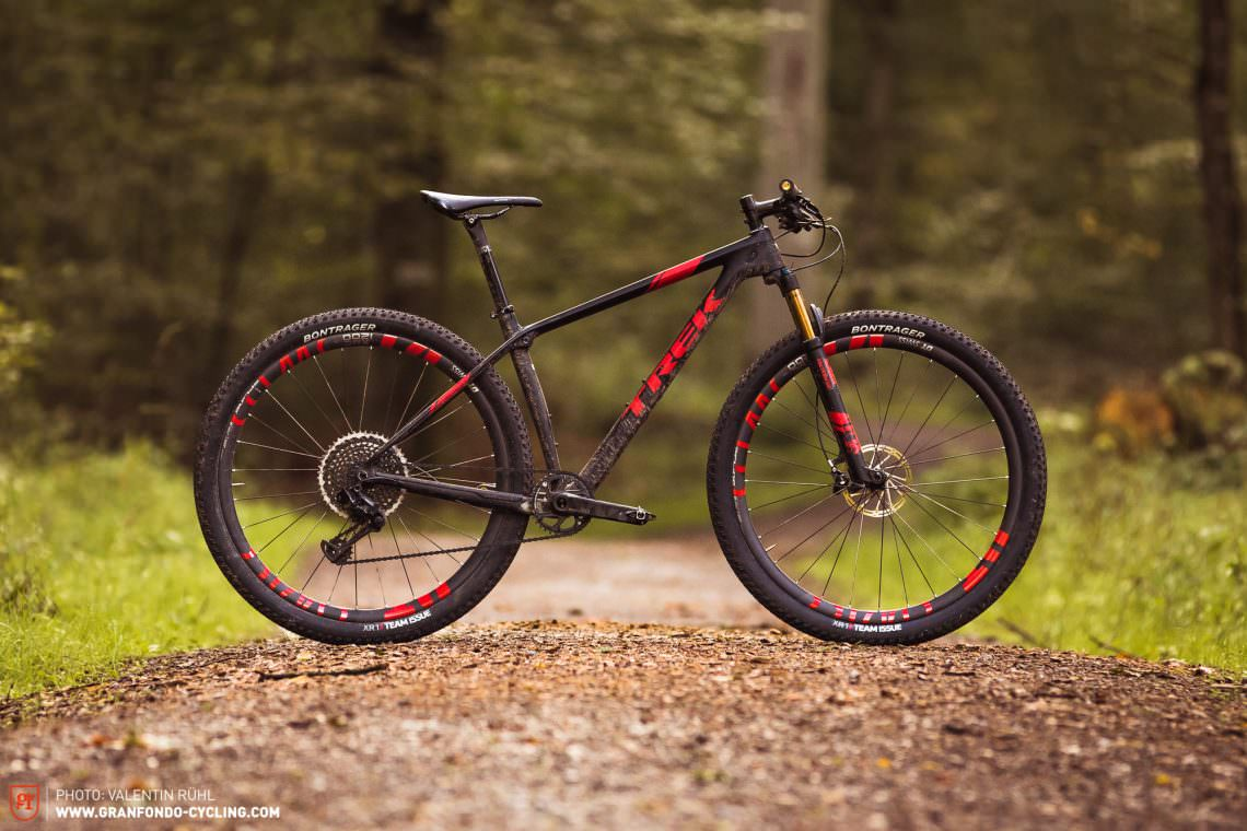 Trek Procaliber 9 9 SL Race Shop Limited Review | GRAN FONDO Cycling